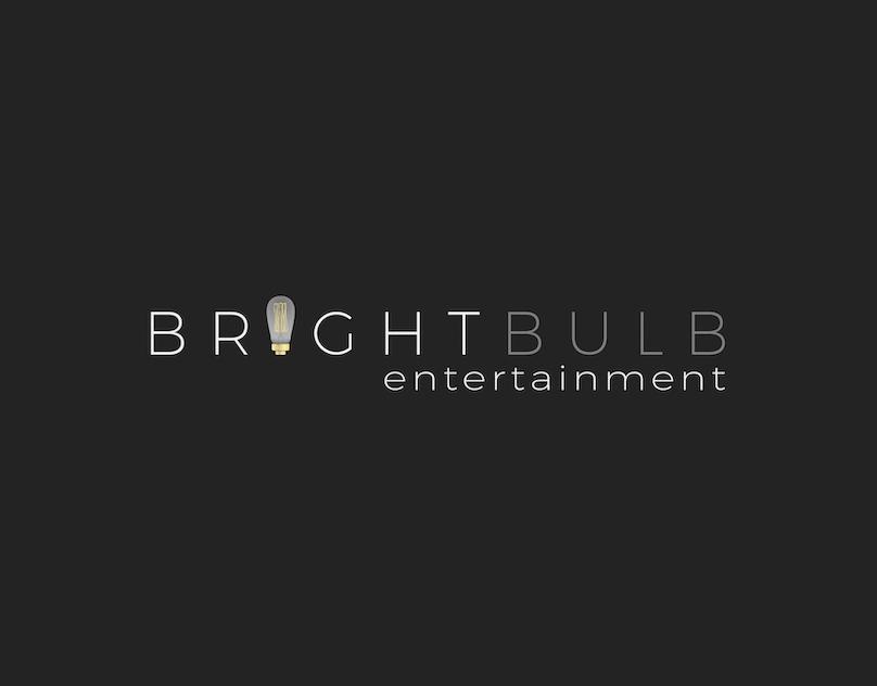 logo design brightbulb ent