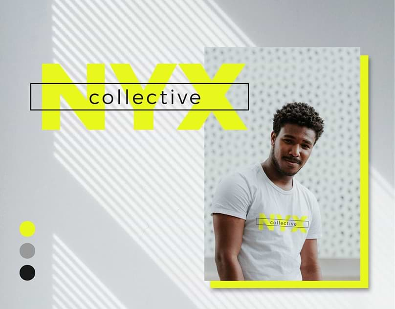 logo design nyx collective