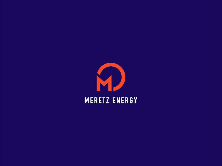 meretz-energy-logo-and-branding