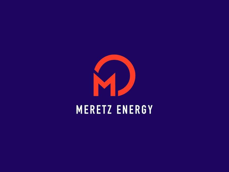 Logo Design & Branding Meretz Energy