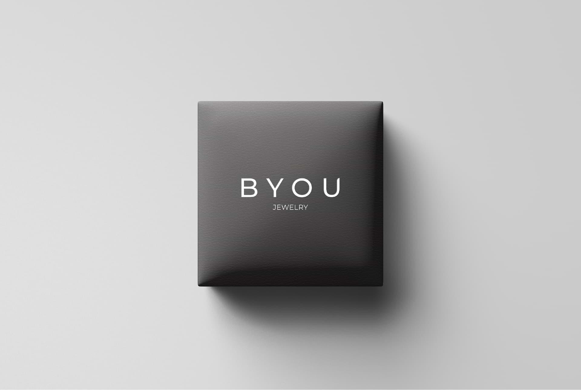 jewelry concept logo box