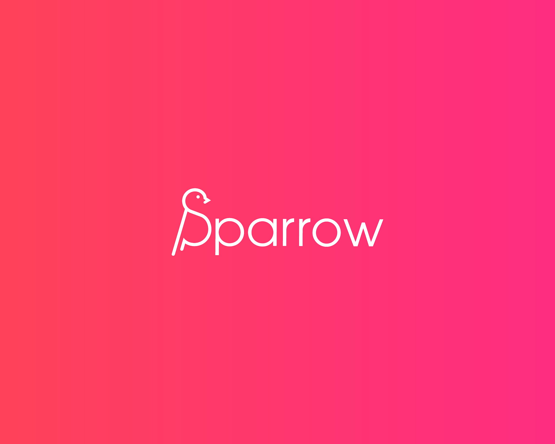 logo design sparrow