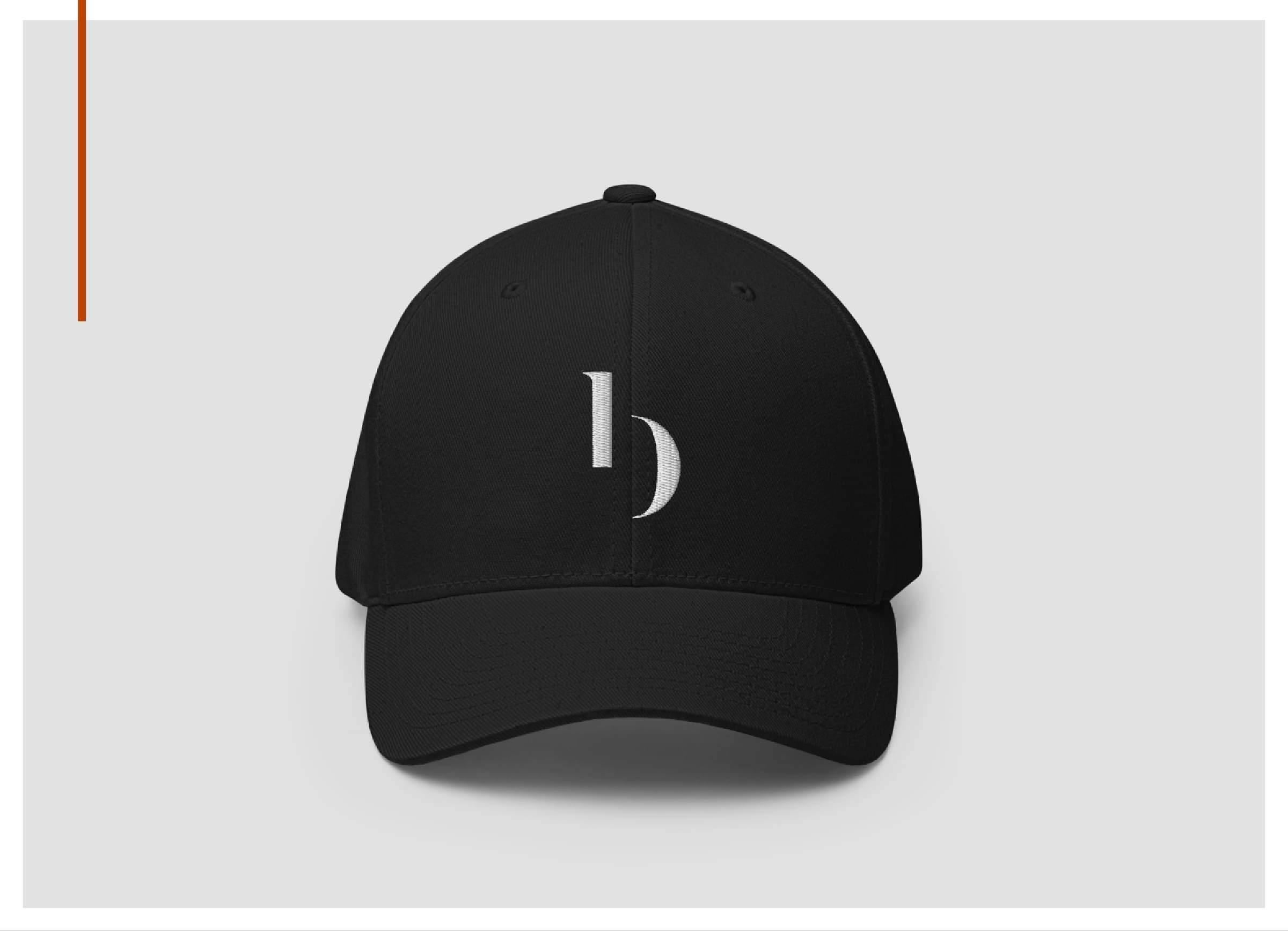 Shopify e-Commerce Website Development Branding Boche Design Logo Hat Black