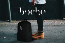Shopify e-Commerce Website Development Branding Boche Design Logo boche design