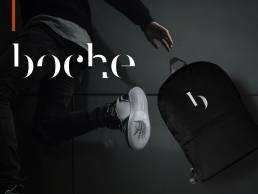 Branding & Shopify Web Development / Boche Design