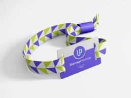 logo design branding startup event