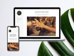 web design development food mexican tortilla wordpress